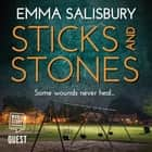 Sticks and Stones - DS Coupland Book 6 audiobook by Emma Salisbury