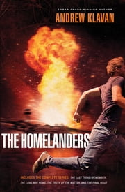 The Homelanders ebook by Andrew Klavan