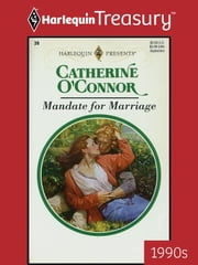 Mandate for Marriage ebook by Catherine O'Connor