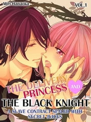 The Delivery Princess and the Black Knight Vol.1 ebook by Miri Hanaoka