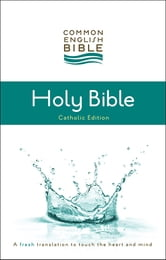 CEB Common English Bible Catholic Edition - eBook [ePub] ebook by Common English Bible