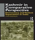 Kashmir in Comparative Perspective ebook by Sten Widmalm