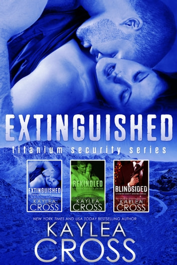 Titanium Security Series Box Set: Volume II ebook by Kaylea Cross