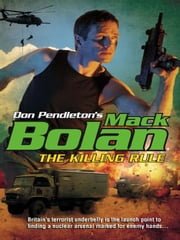 The Killing Rule ebook by Don Pendleton