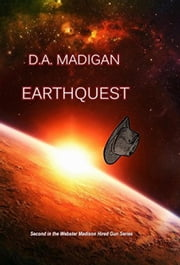 Earthquest ebook by D.A. Madigan