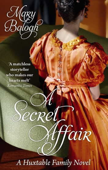 A Secret Affair - Number 5 in series ebook by Mary Balogh