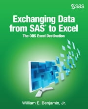 Exchanging Data From SAS to Excel