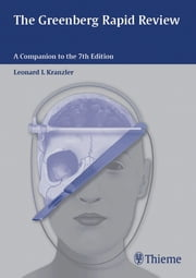 Greenberg Rapid Review - A Companion to the 7th Edition ebook by Leonard I. Kranzler