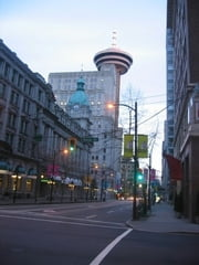 A Tourists Guide to Vancouver B.C. ebook by Sarah Miller