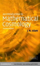 An Introduction to Mathematical Cosmology ebook by Islam, J. N.