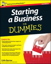 Starting a Business For Dummies ebook by Colin Barrow