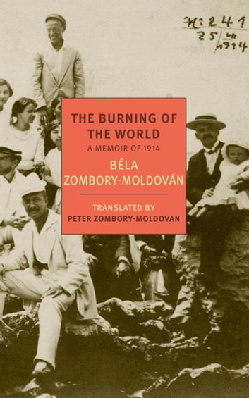 The Burning of the World - A Memoir of 1914 eBook by Bela Zombory-Moldovan