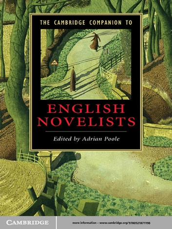 The Cambridge Companion to English Novelists ebook by
