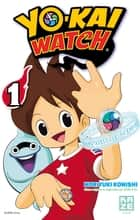 Yo-Kai Watch Chapitre 1 ebook by LEVEL-5, Noriyuki Konishi