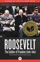 Roosevelt ebook by James MacGregor Burns