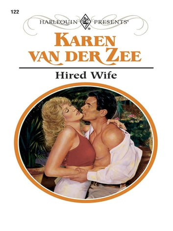 Hired Wife eBook by Karen Van Der Zee