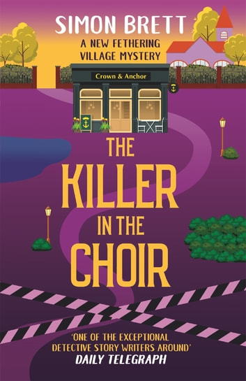 The Killer in the Choir ebook by Simon Brett