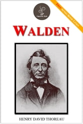 Walden - (FREE Audiobook Links!) ebook by Henry David Thoreau