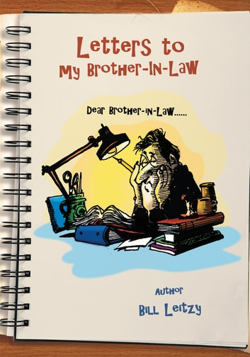 a letter to my brother in law letters to my in ebook door bill leitzy 27481 | letters to my brother in law