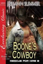 Boone's Cowboy ebook by