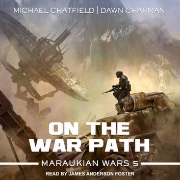 On the Warpath audiobook by Michael Chatfield,Dawn Chapman