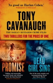 The Darian Richards Crime Files ebook by Tony Cavanaugh