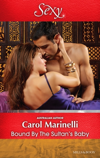 Bound By The Sultan's Baby 電子書 by Carol Marinelli