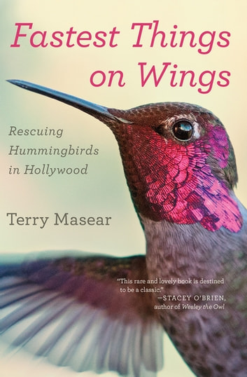 Fastest Things on Wings - Rescuing Hummingbirds in Hollywood ebook by Terry Masear