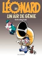 Léonard - tome 21 - Un air de génie ebook by Turk, De Groot
