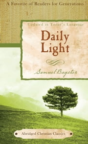 Daily Light ebook by Samuel Bagster