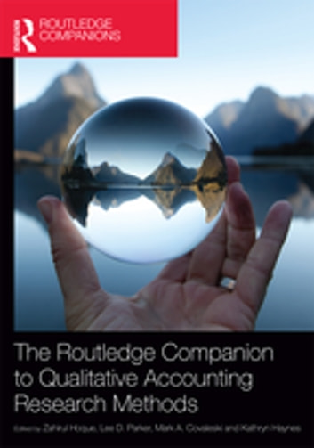 The routledge companion to qualitative accounting research methods the routledge companion to qualitative accounting research methods ebook by fandeluxe Image collections
