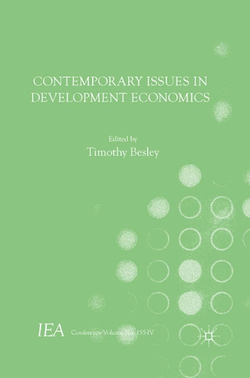 Contemporary issues in development economics ebook by timothy besley contemporary issues in development economics ebook by timothy besley fandeluxe Image collections