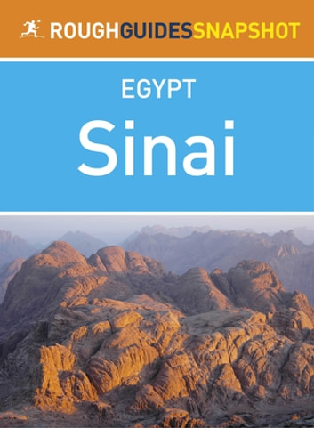 Sinai (Rough Guides Snapshot Egypt) ebook by Rough Guides