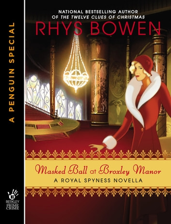 Masked Ball at Broxley Manor ebook by Rhys Bowen