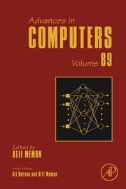 Advances in Computers ebook by Atif Memon