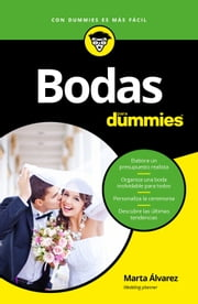 Bodas para Dummies ebook by Marta Álvarez Izcue