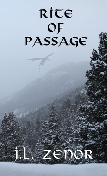 Rite of Passage - Saga of the Soul Shifter, #1 ebook by J.L. Zenor