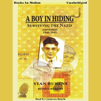 A Boy In Hiding audiobook by Stan Rubens