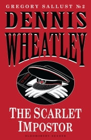 The Scarlet Impostor ebook by Dennis Wheatley