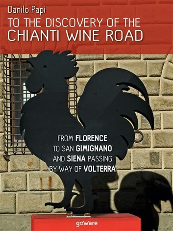 To the discovery of the Chianti Wine Road. From Florence to San Gimignano and Siena passing by way of Volterra eBook by Danilo Papi