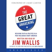 The Great Awakening audiobook by Jim Wallis