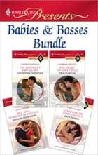 Babies & Bosses Bundle - The Costanzo Baby Secret\Her Secret, His Love-Child\Hot Boss, Boardroom Mistress\Good Girl or Gold-Digger? ebook by Catherine Spencer, Tina Duncan, Natalie Anderson,...