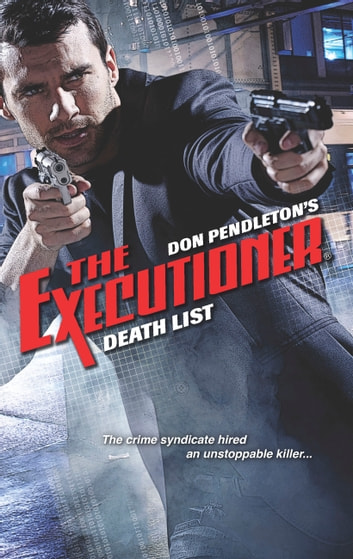 Death List eBook by Don Pendleton