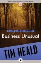 Business Unusual ebook by Tim Heald