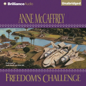 Freedom's Challenge audiobook by Anne McCaffrey