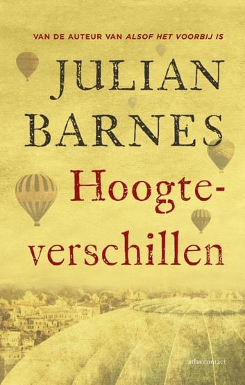 Hoogteverschillen ebook by Julian Barnes