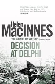 Decision at Delphi ekitaplar by Helen Macinnes