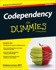 Codependency For Dummies ebook by Darlene Lancer