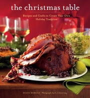 The Christmas Table ebook by Diane Morgan,E.J. Armstrong