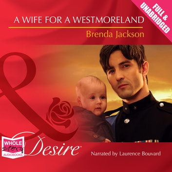 A Wife for a Westmoreland audiobook by Brenda Jackson